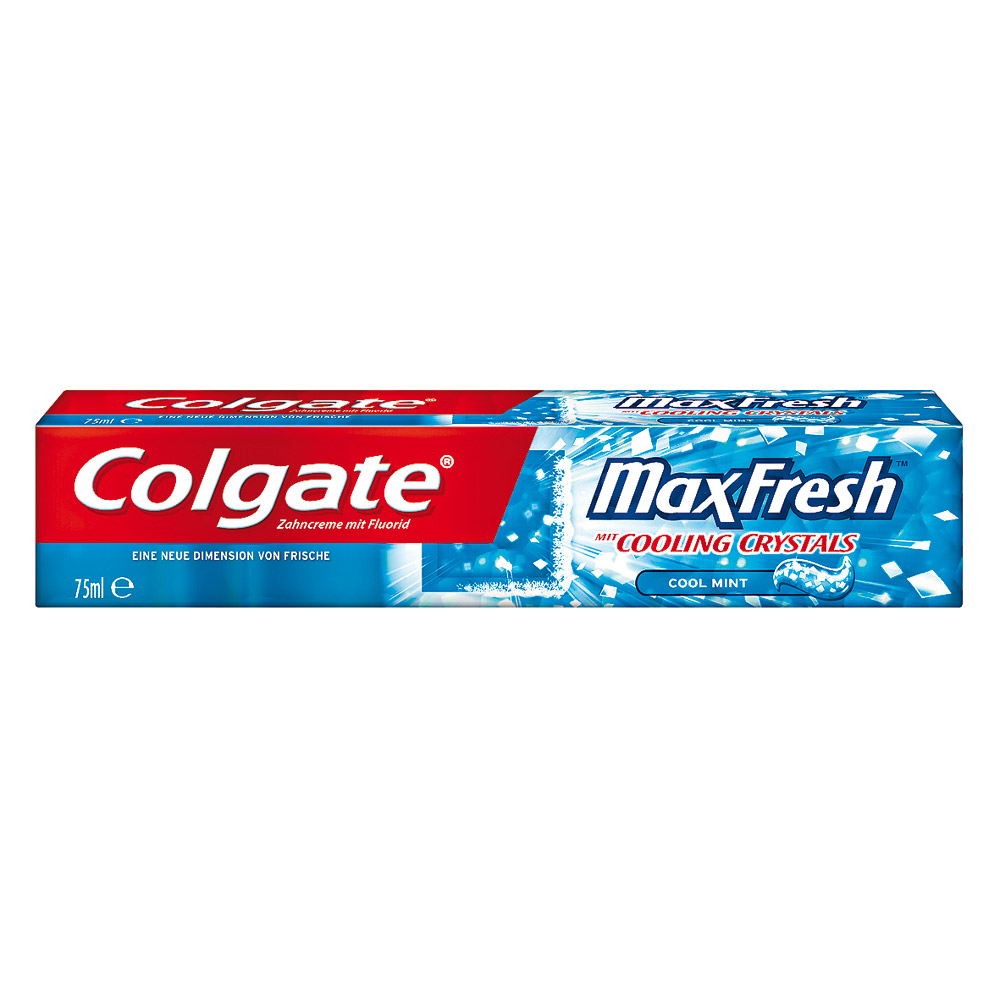 colgate max fresh Assignment 5: case - colgate max fresh: global brand roll-out assess the cmf launch in the us culture has progressed with many consumer merchandises that.