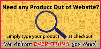 Order Extra Everything at JustShop24 out of Website