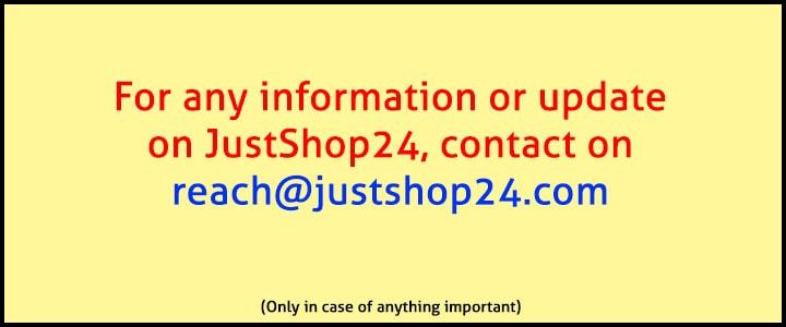 CONTACT JUSTSHOP24